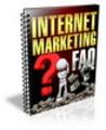 Thumbnail Internet Marketing FAQ PLR
