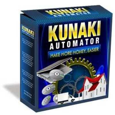 Product picture Kunaki Automator CD/DVD Script
