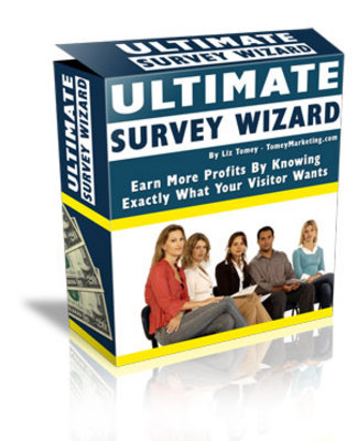 Product picture Ultimate Survey Wizard + MRR!