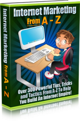 Product picture Internet Marketing From A to Z With MRR