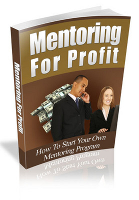 Product picture Mentoring For Profit with MRR
