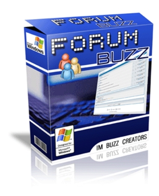 Product picture Forum Buzz with MRR