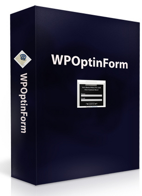 Product picture WP Optin Form with MRR