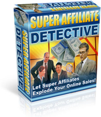 Product picture Super Affiliate Detective