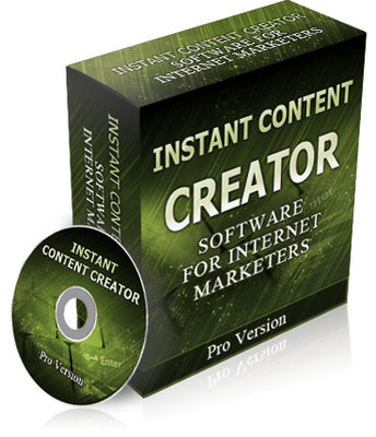 Product picture Instant Content Creator