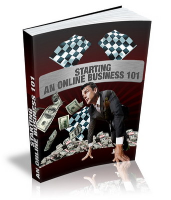 Product picture Starting an Online Business 101 - Audio