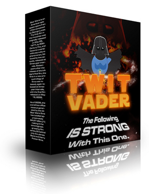 Product picture Twit Vader with Master Resale Rights