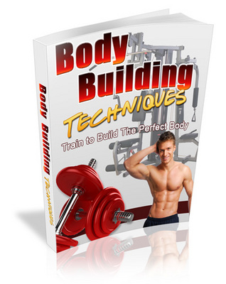 Product picture Body Building Techniques