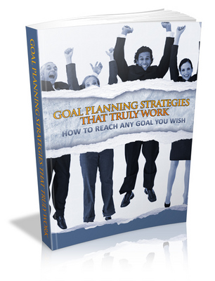 Product picture Goal Planning Strategies That Truly Work